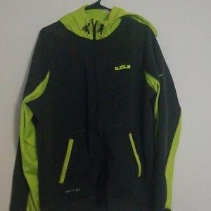 USED Nike Lebron 10 jacket